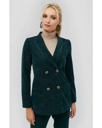Пиджак осенний зеленый Cardo