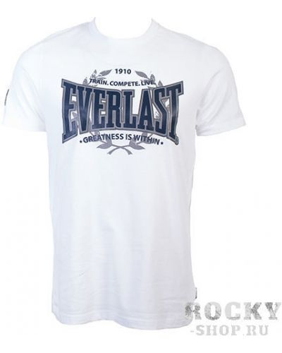 Футболка с логотипом Everlast