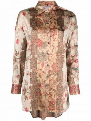 Рубашка классическая Pierre-louis Mascia