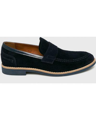 Туфли замшевые Conhpol