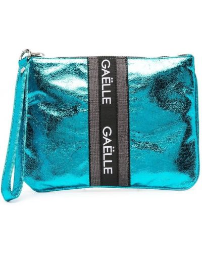 Хлопковый синий клатч Gaelle Paris Kids