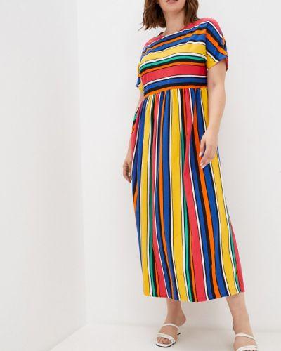 Разноцветное платье Winzor