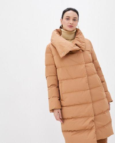 Коричневое пальто Befree