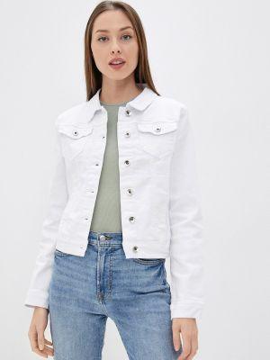 Джинсовая куртка - белая Softy