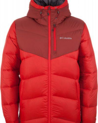 Куртка с капюшоном спортивная на молнии Columbia