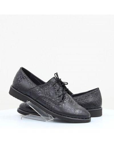 Кожаные туфли - черные Yu.g