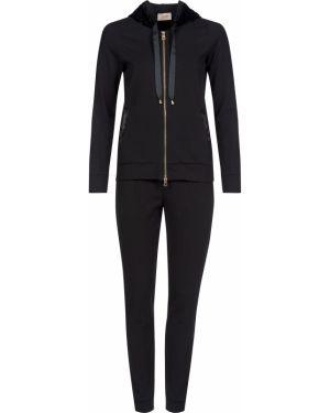 Черный спортивный костюм Morgano