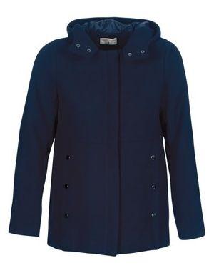 Niebieski płaszcz przeciwdeszczowy Moony Mood