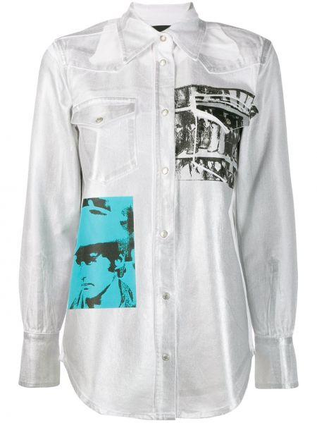 Рубашка длинная Calvin Klein Jeans