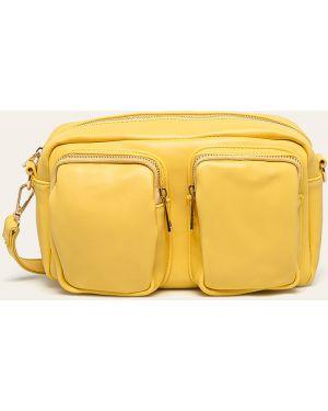 Żółta torebka Hailys