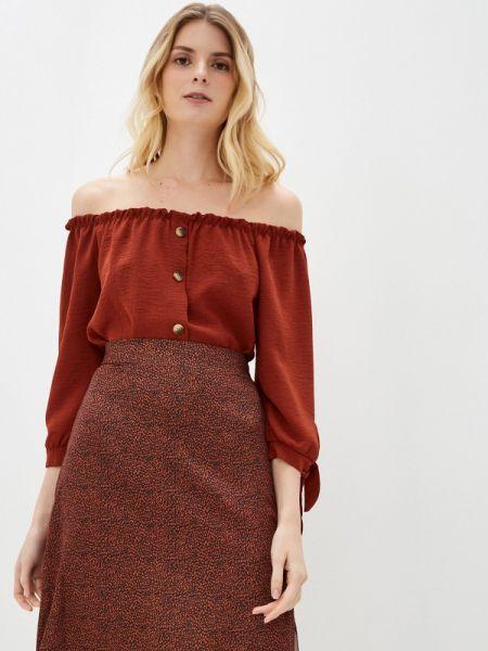 Красная блузка Sublevel