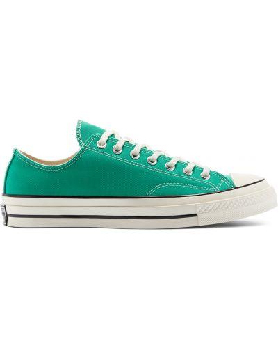 Топ - зеленый Converse