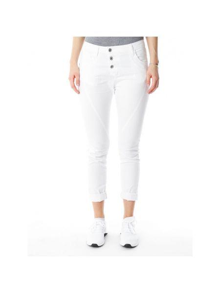 Spodnie - białe Please