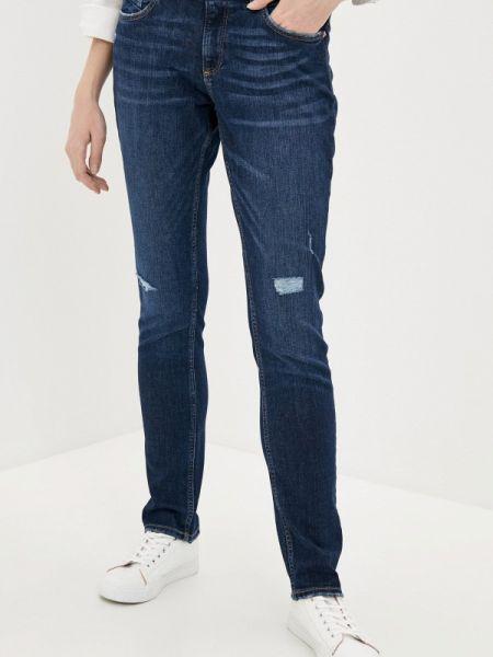 Прямые джинсы синие Q/s Designed By