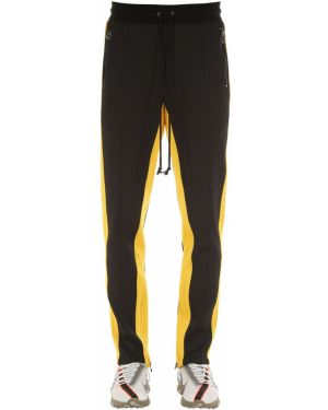 Czarne spodnie Dim Mak Collection