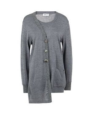 Пуловер - серый Maria Grazia Severi