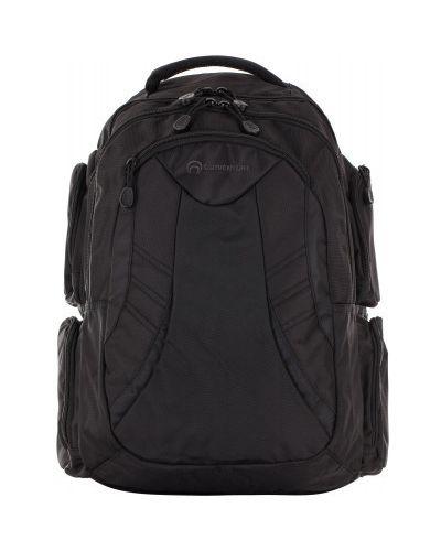 Черный рюкзак на бретелях Outventure
