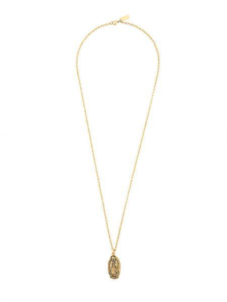 Ожерелье из золота из серебра Nialaya Jewelry
