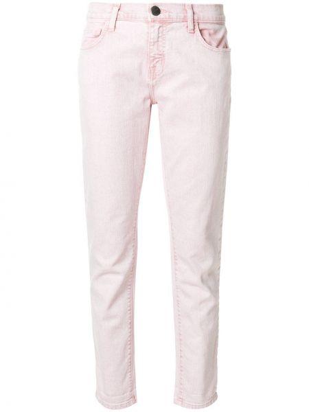 Прямые джинсы укороченные Current/elliott