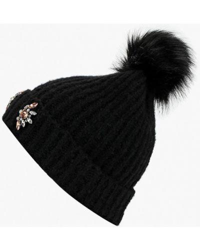 Черная шапка осенняя Ostin