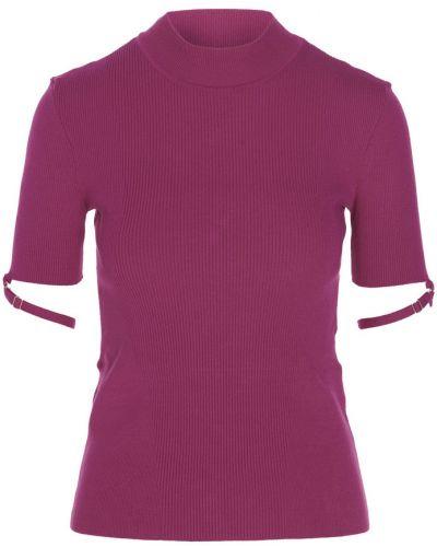 Sweter - różowy Jacquemus