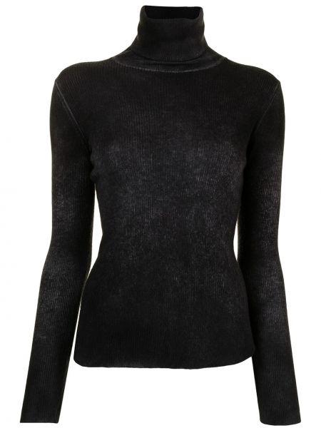 Кашемировый свитер - черный Avant Toi