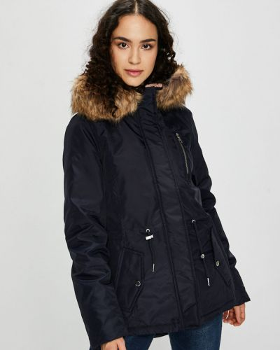 Куртка с капюшоном прямая облегченная Vero Moda