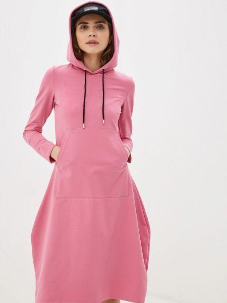 Розовое платье Winzor