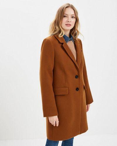 Пальто - коричневое Warehouse