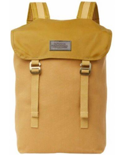 Żółty plecak Filson