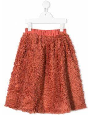 Розовая юбка Wolf & Rita