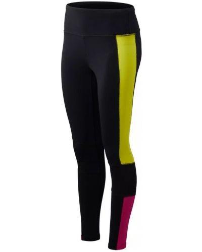 Облегающая черная спортивная юбка New Balance