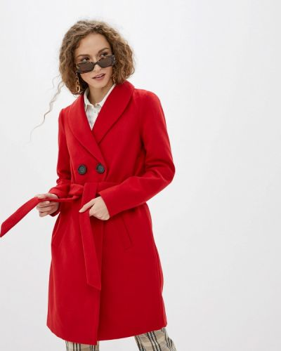 Пальто пальто двубортное Jacqueline De Yong