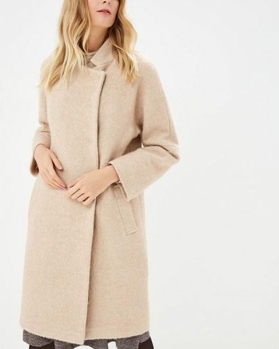 Пальто бежевое пальто Immagi