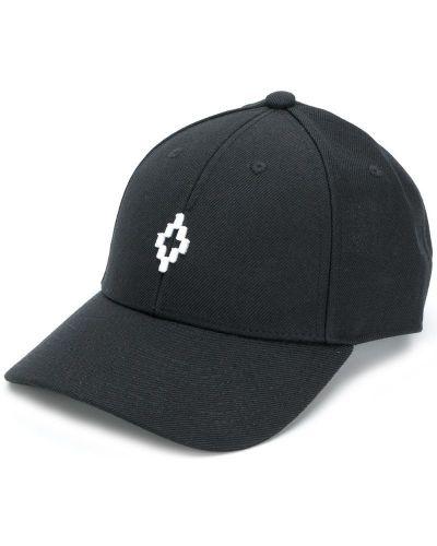 Шерстяная кепка с логотипом Marcelo Burlon. County Of Milan