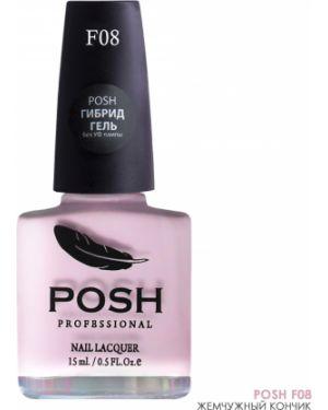 Лак для ногтей прозрачный универсальный Posh