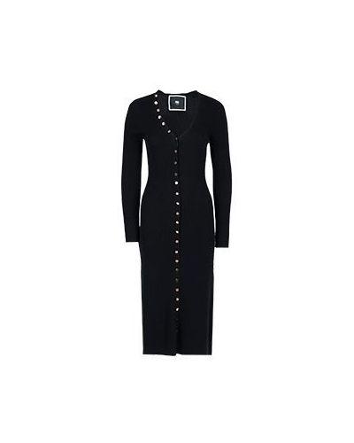 Деловое платье черное Max & Moi