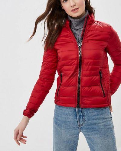 Красная куртка Alcott