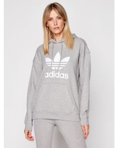Szara bluza Adidas Originals