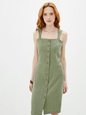 Сарафан - зеленое Krismarin