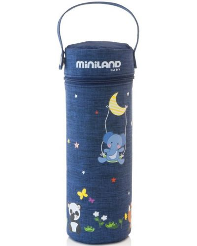 Сумка джинсовая темно-синий Miniland