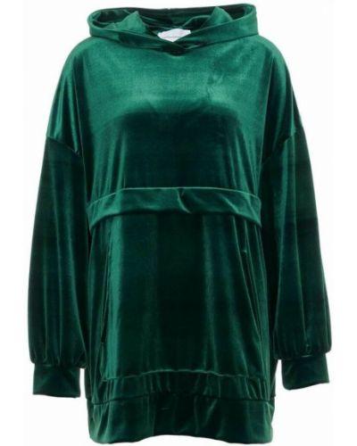 Zielona bluza dresowa Gallo