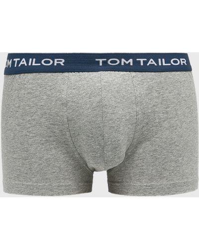 Белые боксеры с поясом Tom Tailor Denim