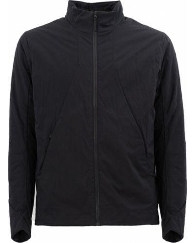 Czarny płaszcz Arcteryx