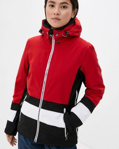 Красная горнолыжная куртка Luhta