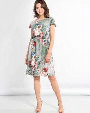 Летнее платье платье-сарафан из вискозы Jetty