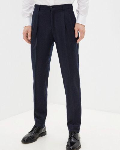 Классические брюки - синие Lab. Pal Zileri