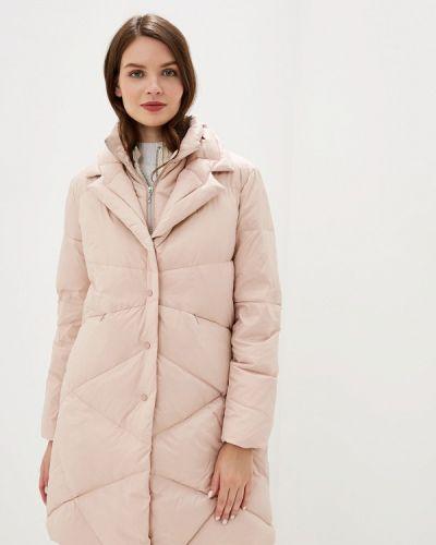 Зимняя куртка осенняя розовая Bulmer