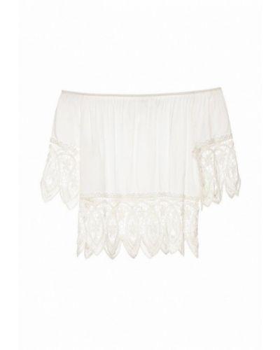 Блузка белая весенний Missi London