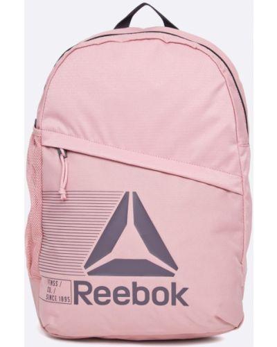 Розовый рюкзак Reebok